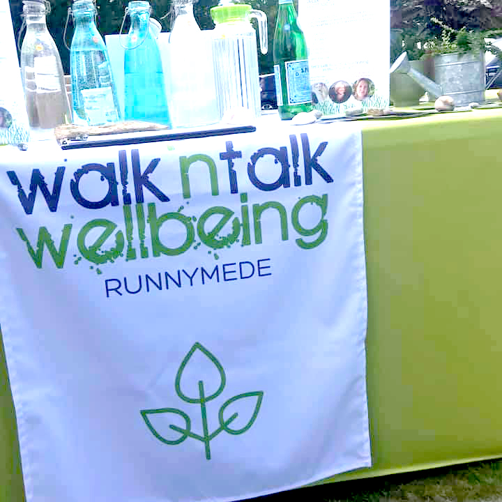 Walk 'n Talk Wellbeing‎ Runnymede